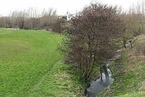 Santry River - Santry River, Kilmore, Dublin 5