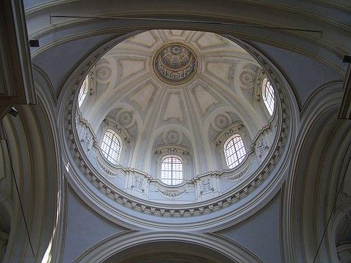 Santuario Graglia Cupola