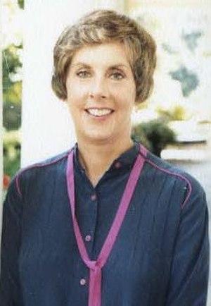 Sarah Brady - Brady in 1984