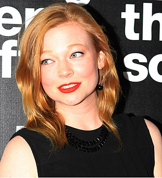 Sarah Snook - Snook on 24 September 2012