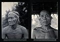 Sarawak; two tribal chiefs. Photograph. Wellcome V0037451.jpg