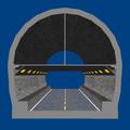 Sasago Tunnel(Chūō Expwy) 3D model 2.png