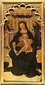 Saturnino gatti, madonna in trono col bambino e angeli, 1505, dalla cappella della torre civica all'aquila 01.jpg