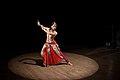 Savitha Sastry performing 'The Prophet' at Bangalore (2013).jpg