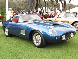 Carrozzeria Scaglietti - Image: Scaglietti Corvette