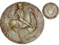 Sceau et contre sceau Simon de Joinville.png