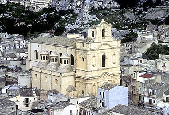 Scicli - Image: Scicli (Rg) Chiesa di S. Maria La Nova