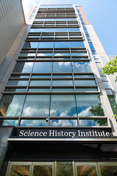 File:Science History Institute 2018 sneak peek 13.JPG