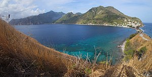 Dominica - Image: Scotts Head Dominica