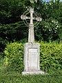 Scourmont, Croix de fondation (1850).jpg