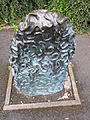Sculpture, Ludlow Castle Gardens - IMG 0215.JPG
