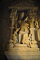 Sculptures inside Jain temple,Chittorgarh Fort 05.jpg