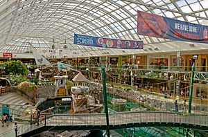 Iranian Canadians - The Ghermezians, an Iranian-Canadia family, own the West Edmonton Mall.