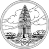 Official seal of Sisaket
