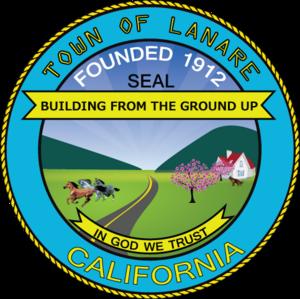 Lanare, California - Image: Seal of Lanare, California