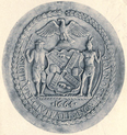 Seal of New York City 1915.png