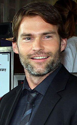 Seann William Scott - Seann at the Sydney premiere of American Reunion in 2012