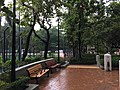 Seat in King George V Memorial Park, Hong Kong.jpg