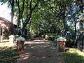 Seating area at Robert W. Trombino Overlook Park.JPG