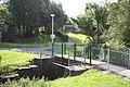 Second footbridge across Butts Beck, Barnoldswick - geograph.org.uk - 495238.jpg