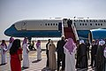 Secretary Pompeo Arrives in Jeddah, Saudi Arabia (48118810117).jpg