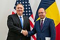 Secretary Pompeo Meets with Romanian Foreign Minister Aurescu (49095212877).jpg