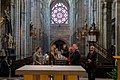Secretary Pompeo Tours St. Wenceslas Chapel in Prague (50219833096).jpg