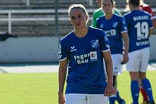 Selina Wagner German association football player