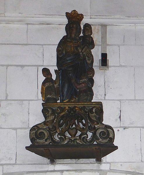 Chapelle Notre-Dame des Ardents Seninghem Pas-de-Calais Hauts-de-France