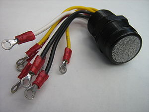 Catalytic bead sensor - Image: Sensor MSA 94150