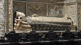 Catherine of Lancaster - Catherine's Tomb
