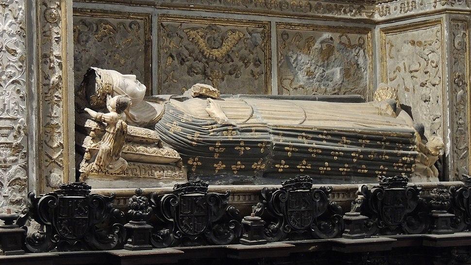 Sepulcro de Catalina de Lancáster