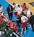 Serbian team timeout Eurobasket 2013.jpg