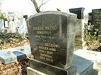 Seress Rezső sírja.jpg
