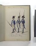 Sergeant, Grenadier, Musketier. Amsterdamsche Burgerij, 1785 (NYPL b14896507-93283).tiff