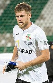 Sergey Shustikov (footballer, born 1989) Russian footballer