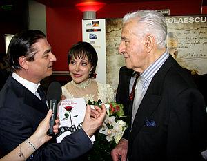 Sergiu Nicolaescu - Sergiu Nicolaescu and Prince Paul