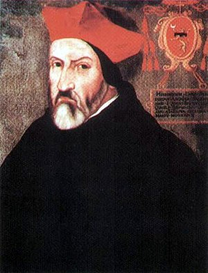 Cardinals created by Pius IV - Girolamo Seripando (1493-1563), made a cardinal on February 26, 1561.