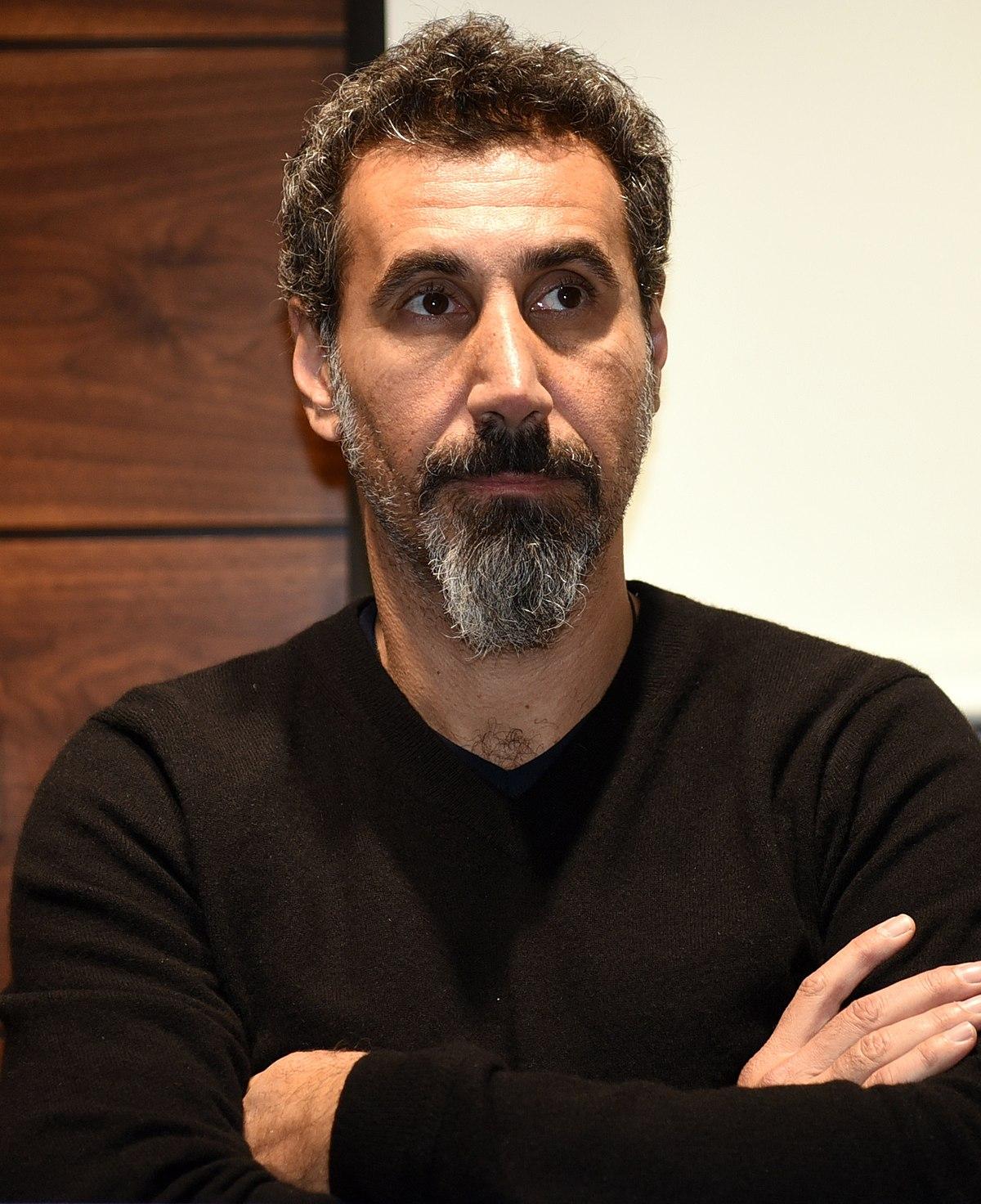Serj Tankian - Wikipedia, la enciclopedia libre