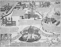 Seven Churches of Rome - Giacomo Lauro - 1599.jpg