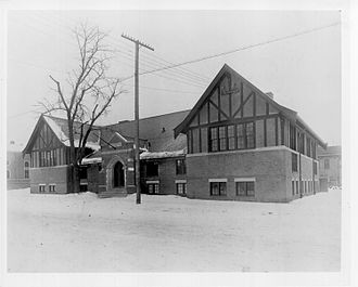 Southeast Library - The Seven Corners Library was a branch of the Minneapolis Public Library from 1906-1964.