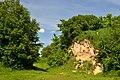 Shepel Lutskyi Volynska-archaeological site Gord-south entrance.jpg