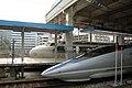 Shinkansen 0series & 500series (4424642609).jpg