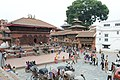 Shiva-Parvati temple at Kathmandu Durbar Square (17832159581).jpg