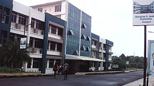 Shahapur - Building of Shivajirao S Jondhle College of Engineering and Technology