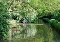 Shropshire Union Canal approaching Tyrley Locks, Staffordshire - geograph.org.uk - 1606244.jpg