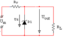 Принцип работы стабилизатора постоянного напряжения генератор бензиновый симферополь
