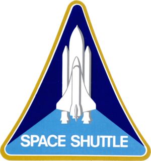 STS-3xx - Image: Shuttle Patch