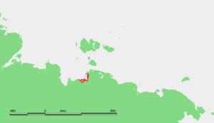 Yarok Island - Image: Siberia YB
