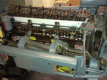 gray marine 6 71 diesel engine side cutaway view of the gray marine 6 71